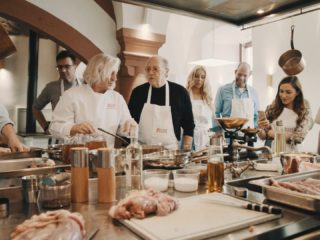 Spezial-Chefkochkurs mit Bernhard Reiser - Schloss Walkershofen
